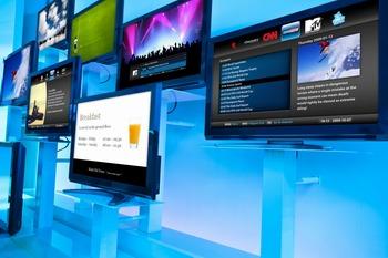Обновление телевизионных каналов