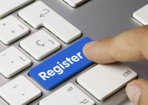 новая регистрация